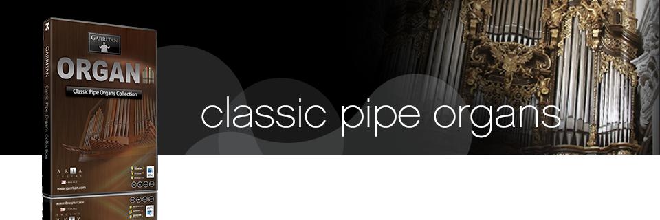 Classic Pipe Organ Software Instrument - Garritan