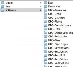Garritan sounds in GarageBand
