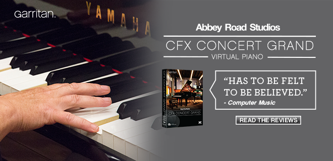 CFX Virtual Piano Reviews