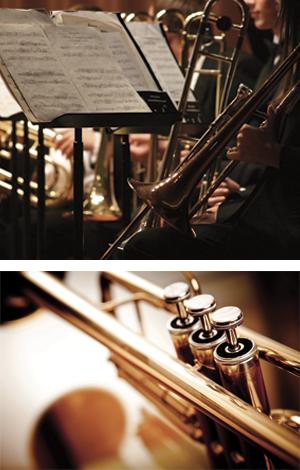 GPO 5 Brass