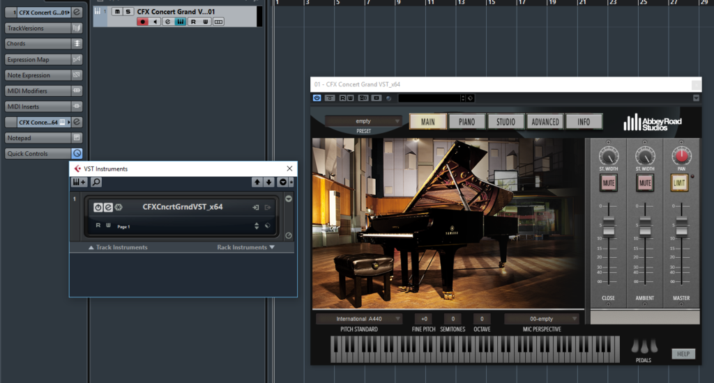A Beginner's Guide to Using Garritan Libraries with Cubase (3)