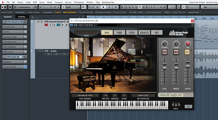 A Beginner's Guide to Using Garritan Libraries with Cubase (1)