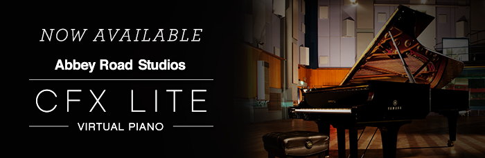 Introducing the Garritan Abbey Road Studios CFX Lite