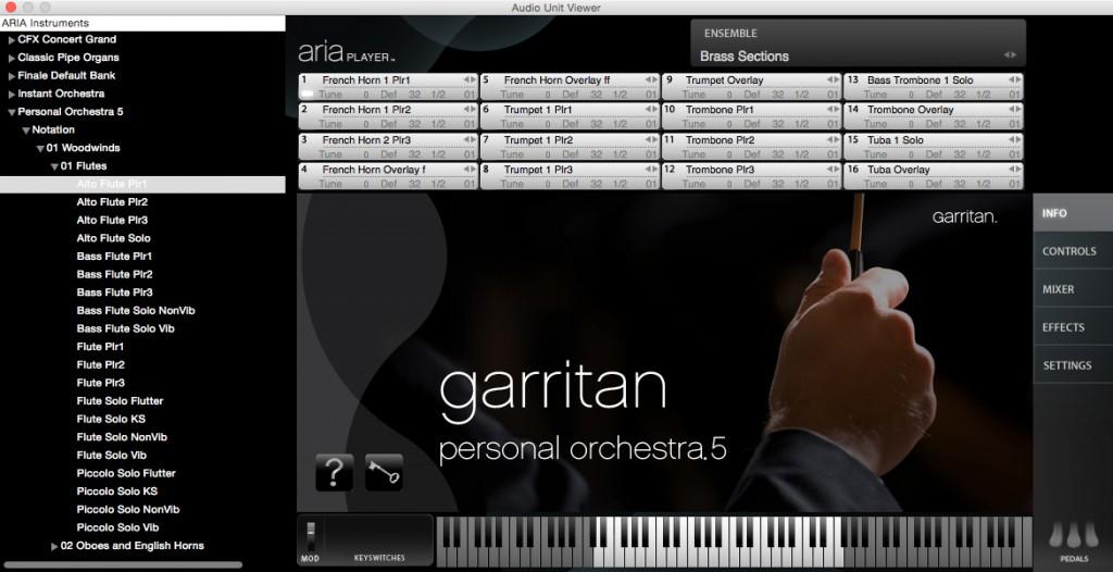 New Garritan Installers - Garritan