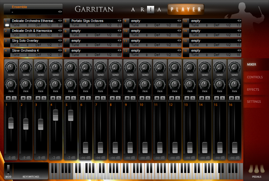 Compare Garritan Personal Orchestra with Garritan Instant Orchestra