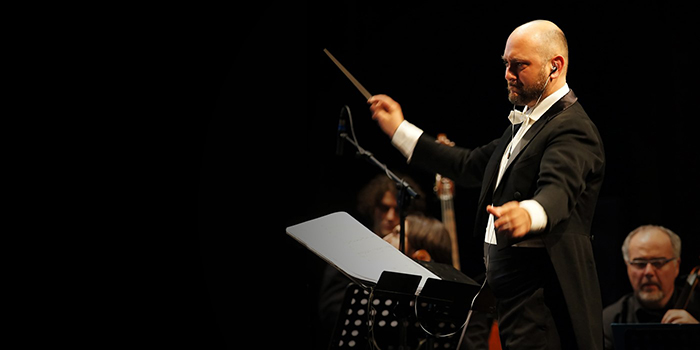 Garritan Spotlight on Composer, Conductor, and Orchestrator Francesco Marchetti
